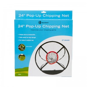 GOLF CRAFT 24' POP UP CHIPPING NET