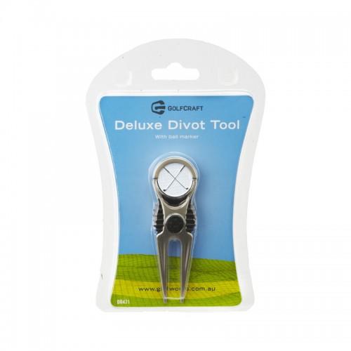 Golf Craft Deluxe-Divot-Tool