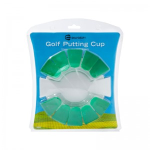 GOLF CRAFT PUTTING CUP