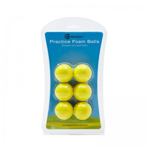 GOLF CRAFT TRUE FLIGHT PRACTICE GOLF BALLS
