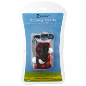 GOLF CRAFT SCORING BEADS