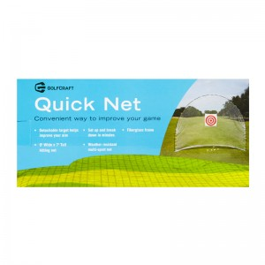 GOLF CRAFT QUICK NET
