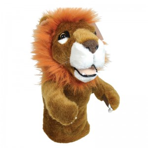 GOLF CRAFT ANIMAL HEAD COVER – LION