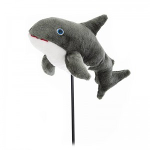 GOLF CRAFT ANIMAL HEAD COVER - SHARK
