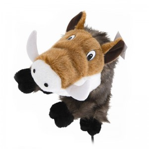 GOLF CRAFT ANIMAL HEAD COVER - WILD BOAR