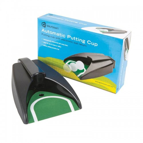 GOLF CRAFT AUTOMATIC PUTTING CUP
