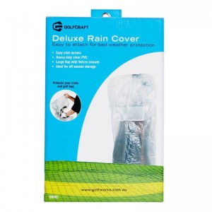 GOLF CRAFT DELUXE RAIN COVER