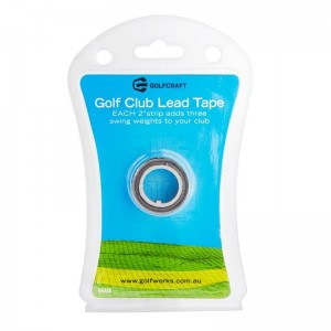 GOLF CRAFT LEAD TAPE