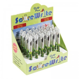 GOLF CRAFT SCOREWRITE ERASABLE GOLF PEN
