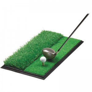 golf-craft-DR609-Fairway-Rough-Practice-Mat-Angle