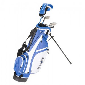 POWERBILT BLUE JUNIOR PACKAGE - AGE 5 TO 8