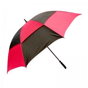 Umbrella-Black-Red
